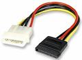 """Obrázok pre výrobcu Redukce napájení pro SATA disky 1x5,25""""->SerialATA"""