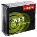Obrázok pre výrobcu Imation DVD-R 1ks Slim/16x/4.7GB