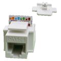 Obrázok pre výrobcu Keystone UTP Cat5e samozářezový biely
