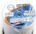 Obrázok pre výrobcu OMEGA FREESTYLE DVD+R 8,5GB 8X DL [40871]