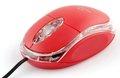 Obrázok pre výrobcu Titanum TM102R RAPTOR optická myš, 1000 DPI, USB, blister, červená