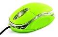 Obrázok pre výrobcu Titanum TM102G RAPTOR optická myš, 1000 DPI, USB, blister, zelená