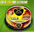 Obrázok pre výrobcu CD-R Extreme [ cakebox 10 | 700MB | 52x ]