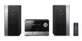 Obrázok pre výrobcu Pioneer výkonný systém s CD, USB, BT černostříbrný