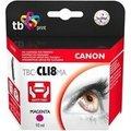 Obrázok pre výrobcu Ink. kazeta TB kompat. s Canon CLI-521M 100% new