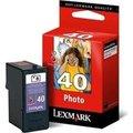 Obrázok pre výrobcu Lexmark 40 - Photo Print Cartridge, 135 str.