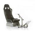 Obrázok pre výrobcu Playseat® Evolution Black, závodní sedačka pro připevnění volantu a pedálů
