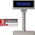 Obrázok pre výrobcu LCD zák.displej FL-2024MB 2x20 RS232, modré pozadí