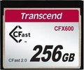 Obrázok pre výrobcu Transcend 256GB CFast 2.0 CFX600 paměťová karta (MLC)