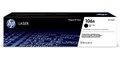 Obrázok pre výrobcu HP 106A Black Laser Toner, W1106A