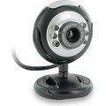 Obrázok pre výrobcu 4World Internetová kamera 2.0MP USB 2.0 s LED podsvietením + mikrofon, univerz