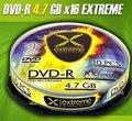 Obrázok pre výrobcu Esperanza DVD-R Extreme [ cakebox 10 | 4.7GB | 16x ]