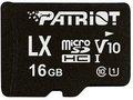 Obrázok pre výrobcu 16GB microSDHC Patriot V10, class 10 U1 až 80MB/s + adapter