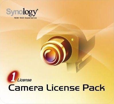 Synology ip camera license