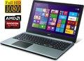 """Obrázok pre výrobcu Acer E1-572G-34014G1Tnii i3-4010U 4GB 1TB 15.6"""" FHD matný R7M65 2GB DVDRW Win8 strieborny"""