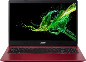 "Obrázok pre výrobcu Acer Aspire 3 Pentium N5000/8GB/256 GB SSD/UHD Graphics 605/15.6"" FHD LED matný/BT/W10 Home/Red"