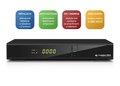 Obrázok pre výrobcu CryptoBox 700HD (sat.prijímač, 1xčítačka, HDMI, SCART, 2x USB, LAN, Mediaplayer)