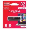 Obrázok pre výrobcu GOODDRIVE 32GB USB 3.0 kľúč MIMIC, čierna