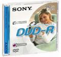 Obrázok pre výrobcu Média DVD-R DMR-60A SONY pro DVD kamery, 8cm