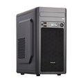 Obrázok pre výrobcu EVOLVEO M2, case mATX, 2x USB2.0 / 1x USB3.0 / 2x 120mm LED / 1x 140mm/ černý