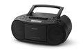 Obrázok pre výrobcu SONY CFD-S70 Přehrávač CD,audiokazety Boombox - Black
