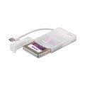 """Obrázok pre výrobcu i-tec MYSAFE Easy 2,5"""" USB 3.0 White"""