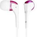 Obrázok pre výrobcu Esperanza EH127 Stereo slúchadlá do uší, bielo-ružové