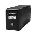 Obrázok pre výrobcu Power Walker UPS Line-Interactive 650VA 2x 230V EU, RJ11, USB, LCD