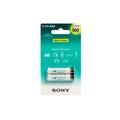 Obrázok pre výrobcu Sony NiMH AAA nabíjecí baterie 900mAh- 2ks