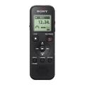 Obrázok pre výrobcu Sony dig. diktafon ICD-PX370,černý,4GB,PC