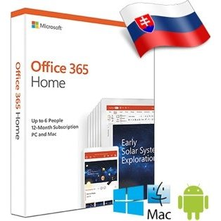 Office 365 Home Premium Slovak 1 Year Subscription Medialess. FOCUS-computer