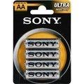 Obrázok pre výrobcu SONY SUM3NUB4A, 4ks AA Ultra (zinko-chlorid)