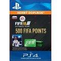Obrázok pre výrobcu ESD SK PS4 - 500 FIFA 18 Points Pack