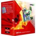 Obrázok pre výrobcu AMD APU A4-6300, socket FM2, Dual-Core 3.7 GHz, L2 Cache 1MB, 65W, BOX
