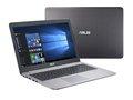 "Obrázok pre výrobcu ASUS K501UX-DM304T i5-6200U(2.30GHz) 8GB 750GB+16 SSD 15.6"" HD lesklý GT950/2GB Win10 metal Gray"