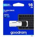 Obrázok pre výrobcu GOODRAM USB flash disk UCO2 16GB USB 2.0 Black/White
