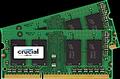 Obrázok pre výrobcu SO-DIMM kit 4GB DDR3L - 1600 MHz Crucial CL11 1.35V/1.5V, 2x2GB