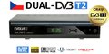 Obrázok pre výrobcu EVOLVEO Gamma T2, Dual HD DVB-T2 H.265/HEVC rekordér
