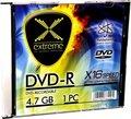 Obrázok pre výrobcu Esperanza Extreme DVD-R [ slim jewel case 1 | 4.7GB | 16x ]