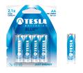 Obrázok pre výrobcu TESLA - baterie AA BLUE+, 4ks, R06