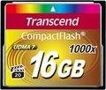 Obrázok pre výrobcu Transcend Compact Flash karta 16GB 1000x, pro průmysl. využitie