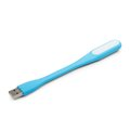 Obrázok pre výrobcu GEMBIRD USB lampička, flexibilní, modrá