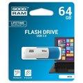 Obrázok pre výrobcu GOODDRIVE 64GB USB kľúč COLOUR MIX Modro-biela