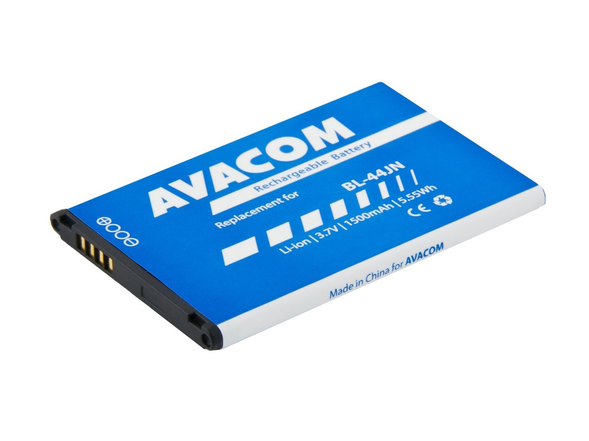 Baterie Avacom Gslg P970 S1500a Do Mobilu Lg Optimus Black Li L1 Ii E410 Ion 37v 1500mah