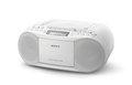 Obrázok pre výrobcu Sony radiomagnetofon s CD přehr. CFD-S70, bílý