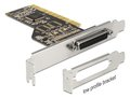 Obrázok pre výrobcu Delock PCI Karta > 1 x Paralelní + Low profile