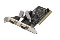Obrázok pre výrobcu Digitus adaptér PCI 2x sériový port