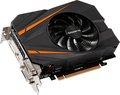 Obrázok pre výrobcu Gigabyte GV-N1070IX-8GD, GeForce® GTX 1070 Mini ITX 8G