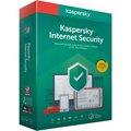 Obrázok pre výrobcu Kaspersky Internet Security 3x 1 rok Nová + Safe Kids 6 měsíců BOX