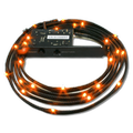 Obrázok pre výrobcu NZXT osvetlenie LED Sleeve, 1m, oranžové